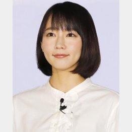 吉岡里帆(C)日刊ゲンダイ