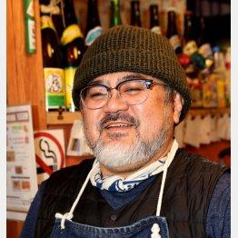 「みやら製麺」の宮良隆生さん(C)日刊ゲンダイ