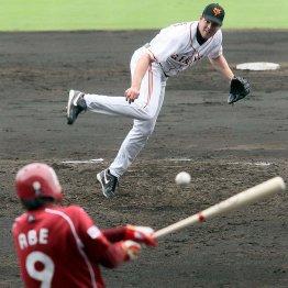 マシソンは「球威と角度」以外は欠点だらけの投手だった