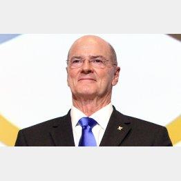 サマランチ元IOC会長の右腕だったゴスパー氏(C)ロイター