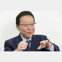 笹川平和財団 上席研究員の渡部恒雄氏(C)日刊ゲンダイ