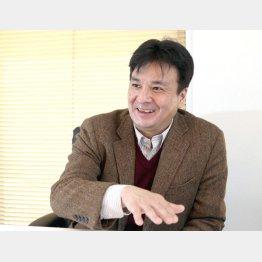 コパ・コーポレーションの吉村泰助(C)日刊ゲンダイ
