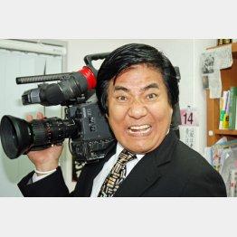 村西とおる監督(C)日刊ゲンダイ
