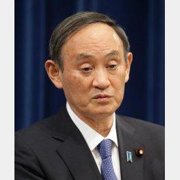 菅首相(C)JMPA
