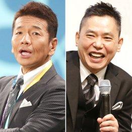 爆問・田中入院で上田登板 東京「お笑い第4世代」の結束力