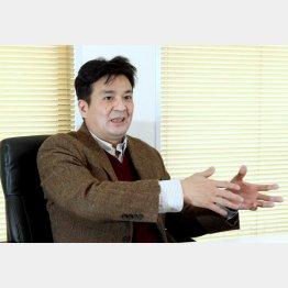 コパ・コーポレーションの吉村泰助社長(C)日刊ゲンダイ