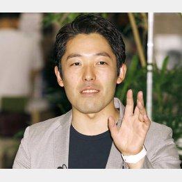 オリエンタルラジオの中田敦彦(C)日刊ゲンダイ