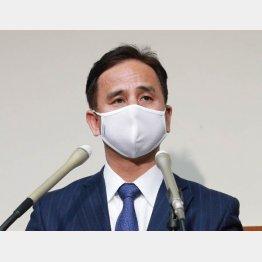 遠山幹事長代理は「次世代幹部」との声もあるが…(C)日刊ゲンダイ