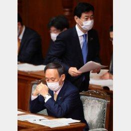 「1カ月で絶対阻止」はハナから無理(C)日刊ゲンダイ