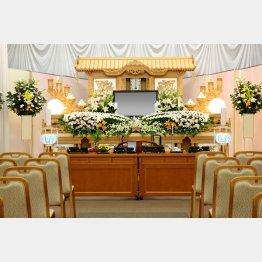 コロナで葬儀はコンパクト化している(C)PIXTA