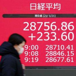 金融資本主義の醜い本質「K字型回復」で持続可能性を失う