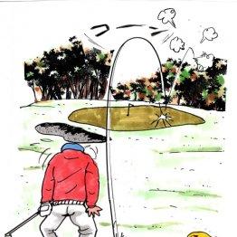 厳冬期は「ゴルフは手前から」に徹する 見極める力を養う