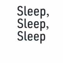 「Sleep,Sleep,Sleep」クリスティアン・ベネディクトほか著 鈴木ファストアーベント理恵訳