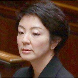 議員辞職した河井案里被告(C)日刊ゲンダイ