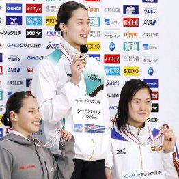 競泳お家芸「個人メドレー」日本を牽引する2人のクイーン