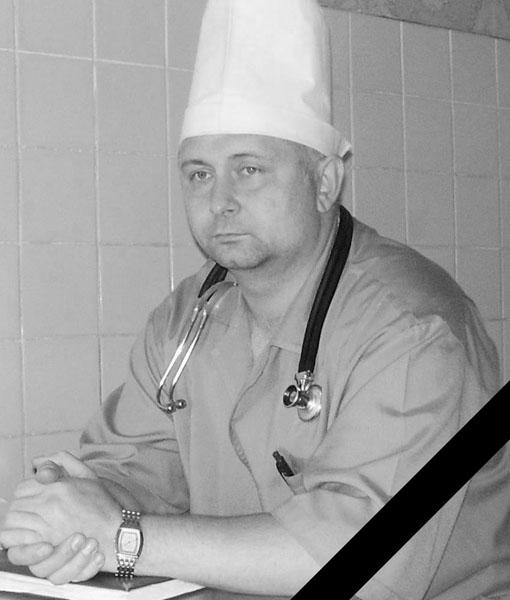 セルゲイ・マキシミーシン(オムスク救急病院の公式サイトから)