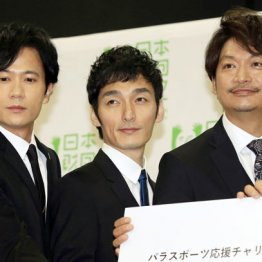 "SMAP""30周年""で囁かれる9.9東京ドーム無観客&配信ライブ"