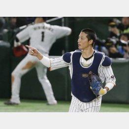 小林は日本代表として大活躍したが…(C)日刊ゲンダイ