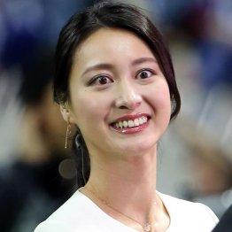 小川彩佳アナという美人妻と結婚直後でも不倫する男のなぜ
