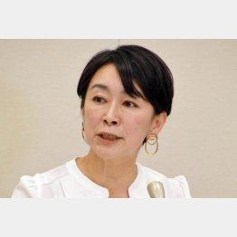 国民民主党の山尾志桜里衆院議員(C)日刊ゲンダイ