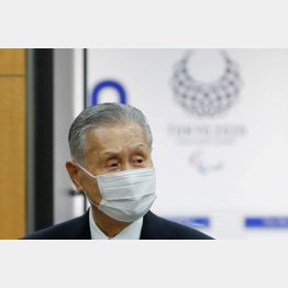森喜朗組織委会長(C)日刊ゲンダイ