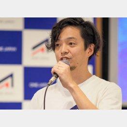 山本将裕さん(提供写真)