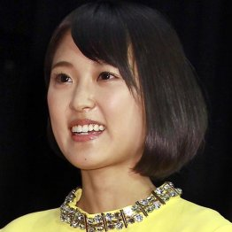 NHK近江友里恵アナ「3月退局」笑顔を曇らせた週刊誌報道