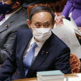 菅首相は「さまざまな声を聞きたい」とは言うものの一律の給付金は否定(C)日刊ゲンダイ