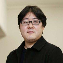 「自立生活サポートセンター・もやい」の大西連理事長(C)日刊ゲンダイ