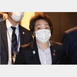 ギリギリまで難色を示していたという橋本聖子組織委新会長(C)日刊ゲンダイ