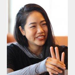ブレストラン代表、プロフェッショナルヨガ講師の沖知子さん(C)日刊ゲンダイ