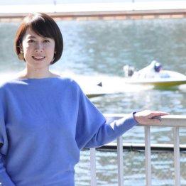 「トゥナイト」で人気の髙尾晶子さんはボートレースの顔に