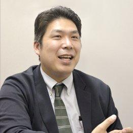 「家樹」の稲留栄城さん(C)日刊ゲンダイ