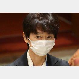 反省して謝ったからオシマイではない(25日、衆院予算委での山田真貴子内閣広報官)/(C)日刊ゲンダイ