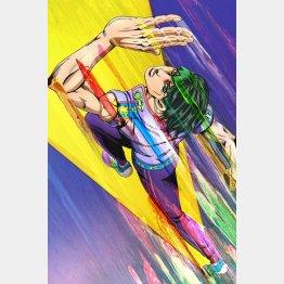 アニメシリーズ『岸辺露伴は動かない』(C)LUCKY LAND COMMUNICATIONS/集英社・岸辺露伴は動かない制作委員会