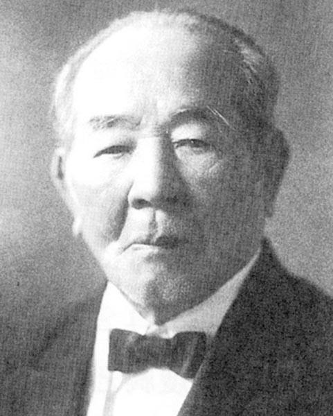渋沢栄一(C)共同通信社