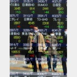 株価はどう動くか(C)日刊ゲンダイ