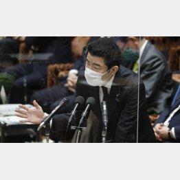 事実無根の嘘っぱち答弁、謝罪も訂正も拒む野上浩太郎農林水産相(C)日刊ゲンダイ