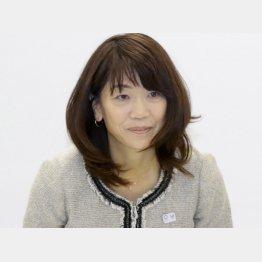 日本オリンピック委員会理事の高橋尚子氏も就任(C)日刊ゲンダイ