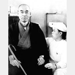影佐禎昭は元陸軍中将。谷垣禎一・元自由民主党総裁の祖父にあたる(1947〈昭和22〉年5月22日撮影)/(C)共同通信社