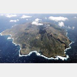 ダイバーに人気の三宅島(C)共同通信社