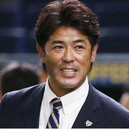 侍ジャパン、日本代表の稲葉篤紀監督(C)日刊ゲンダイ