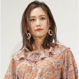 桐谷美玲(C)日刊ゲンダイ