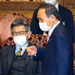 ついに菅首相にNTT接待汚染が飛び火 武田総務相と同じ答弁
