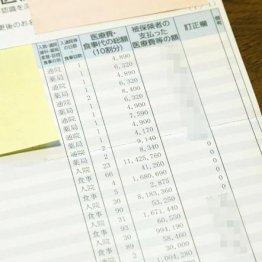 <4>治療費の明細書を公開 2130万円かかっても自己負担ゼロ