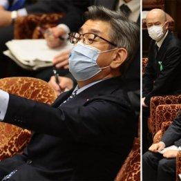 武田総務相の鉄面皮、NTT社長のタヌキ、総務省の魑魅魍魎