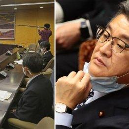 案の定の国民愚弄 武田大臣はそれでも居座り、居直るのか