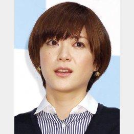 上野樹里(C)日刊ゲンダイ