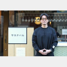 アイロムの森山佳和社長(C)日刊ゲンダイ