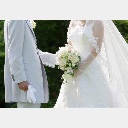 結婚式の延期相次ぐ(写真はイメージ)